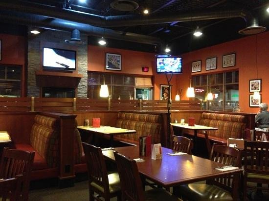 Inside View Picture Of Boston Pizza Kingston Tripadvisor