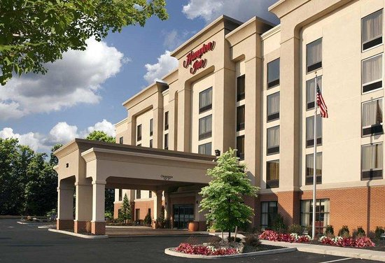 Hampton Inn Springfield South Enfield