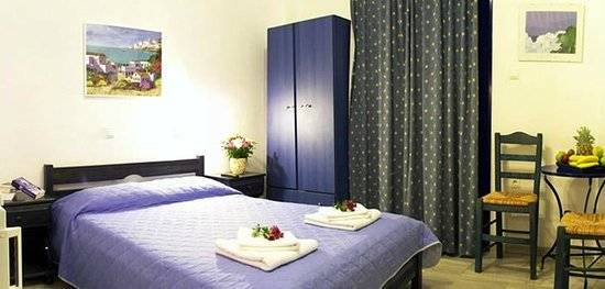 Athina Legaki Rooms