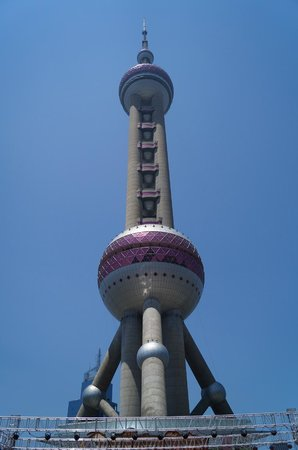 Oriental Pearl Tower (Dongfang Mingzhu)