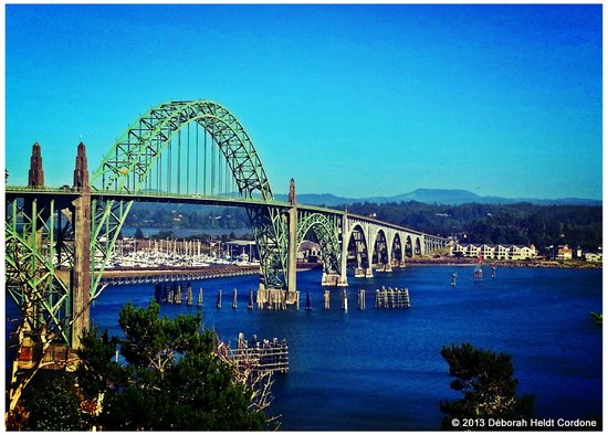 Yaquina Bay Bridge
