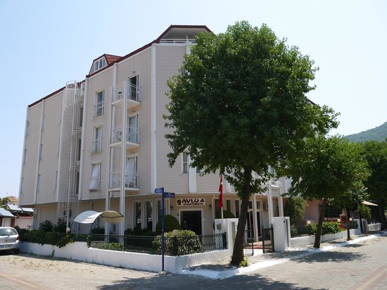 Photo of Avlu 4 Apartments Icmeler