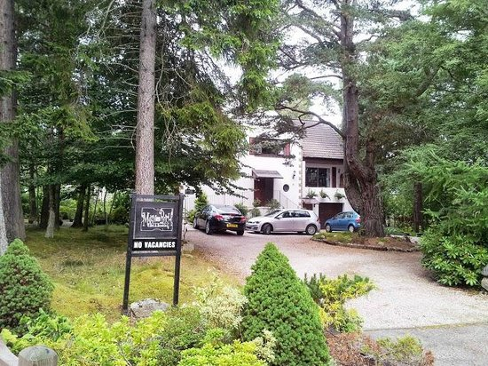 Carrbridge United Kingdom  city photo : Bed and Breakfast at MellonPatch Carrbridge Badenoch and Strathspey ...