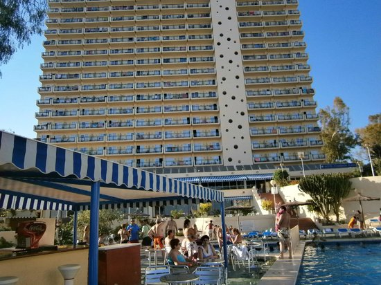 301 moved permanently for Hotel poseidon playa
