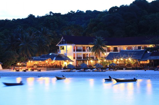 Photo of Bubu Long Beach Resort Pulau Perhentian Kecil