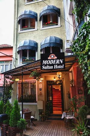 Photo of Modern Sultan Hotel Istanbul