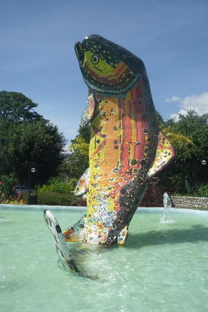 Merida Aquarium (Jardin Acuario de Merida)