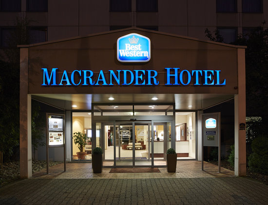 Photo of BEST WESTERN Macrander Hotel Frankfurt/Kaiserlei Offenbach
