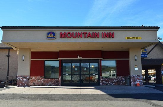 BEST WESTERN Mountain Inn