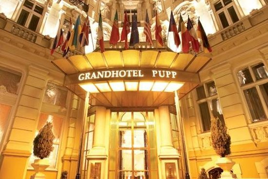 Photo of Grandhotel Pupp Karlovy Vary