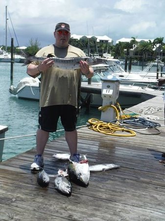 Our catch picture of grand slam fishing charters for Grand slam fishing