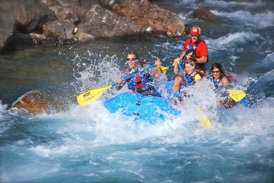 Glacier Guides and Montana Raft - Day Tours