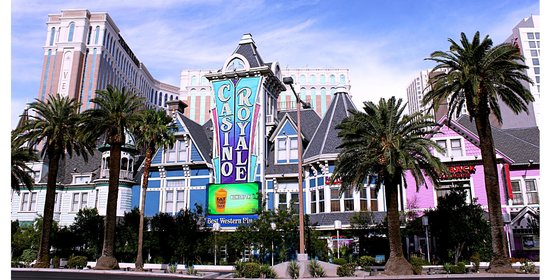 casino royale las vegas reviews
