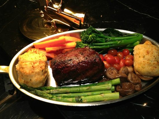 ... table side - Picture of Caesar's Steak House, Calgary - TripAdvisor