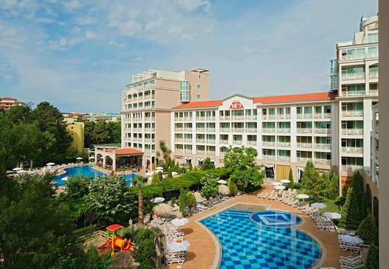 Royal Park Hotel Bulgarien
