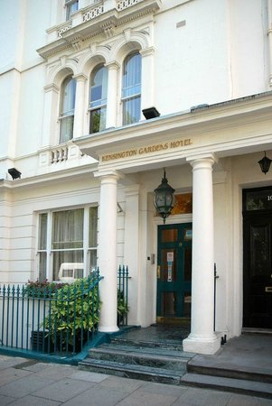 Photo of TOP Hotel Kensington Gardens London