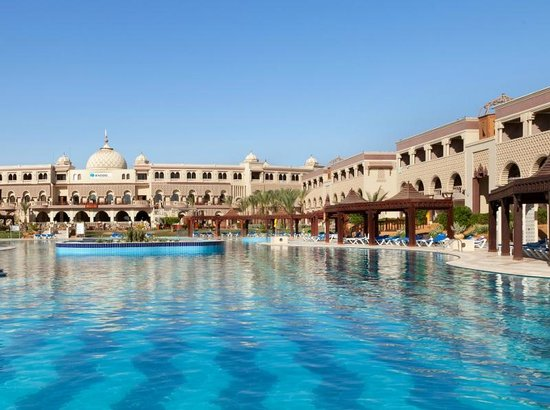 Photo of SENTIDO Mamlouk Palace Resort Hurghada