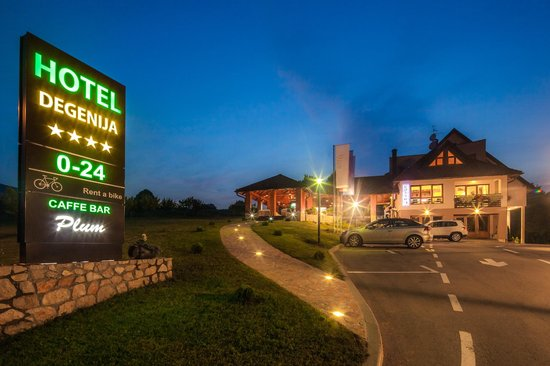 Photo of Hotel Degenija Rakovica