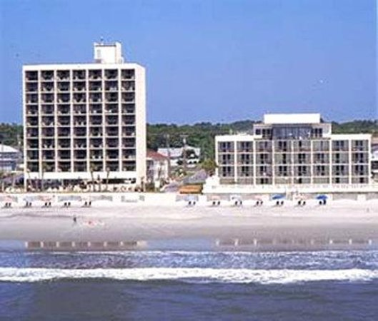 Photo of BEST WESTERN Ocean Sands Resort North Myrtle Beach