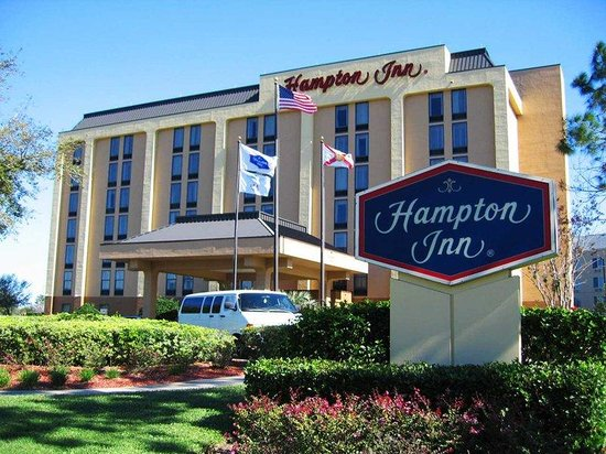 ‪Hampton Inn Orlando International Airport‬