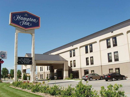 Hampton Inn - Hutchinson