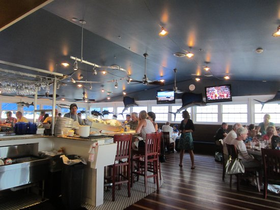 301 moved permanently for Big fish seafood bistro