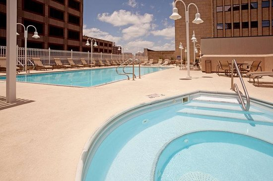 Wyndham San Antonio Riverwalk Hotel Whirlpool Picture Of