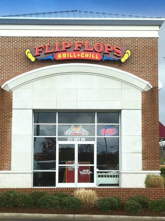 Flip Flop Grill And Chill Virginia Beach