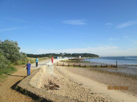 Picture of nodes point holiday park park resorts st helens