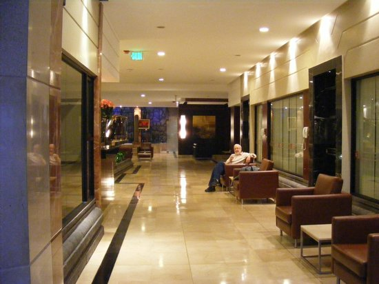 Hotel Reina Isabel: Public areas downstairs