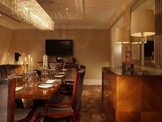 Presidential Suite Dining Room - Picture of The Landmark London
