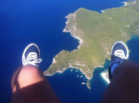 Breathtaking! - Picture of Reaction Paragliding, Oludeniz ...
