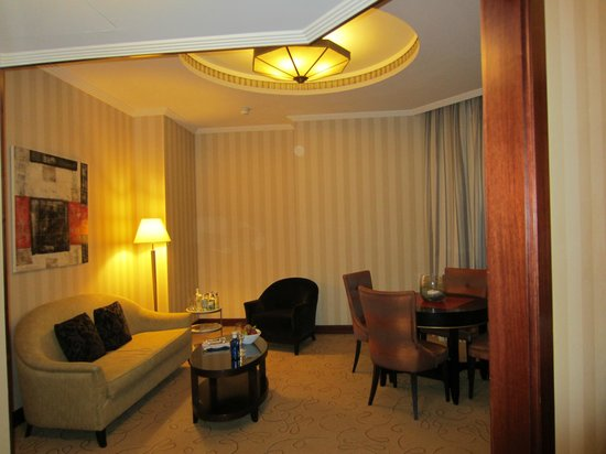 The Westin Valencia: Living Space