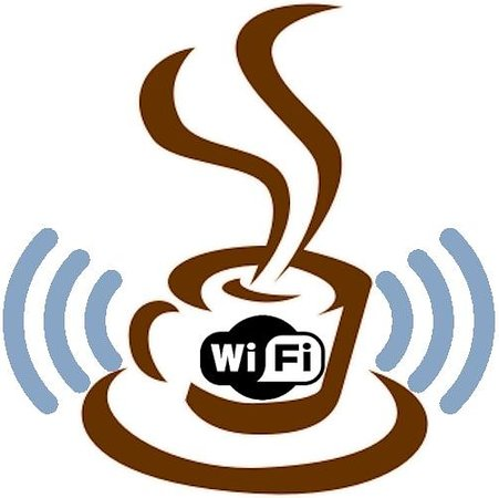 how to get wifi from cafe