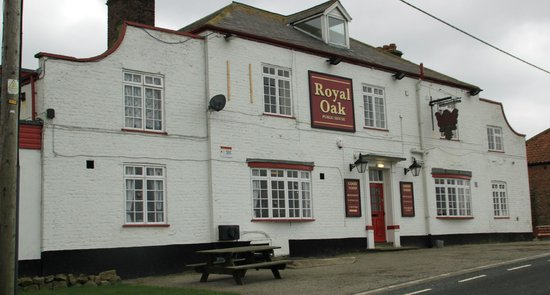 The Royal Oak Near Filey