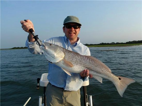 Charleston charter for South carolina fishing