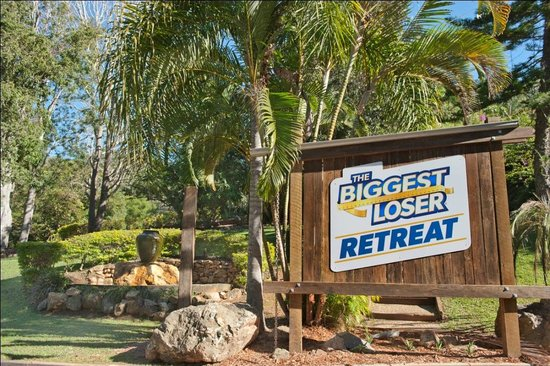 The Biggest Loser Retreat by Golde