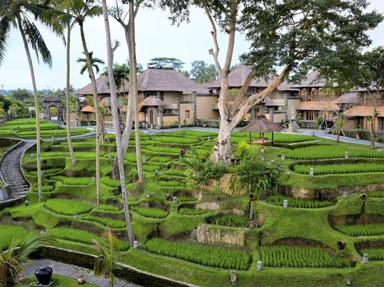 Photo of Kamandalu Resort and Spa, Ubud, Bali