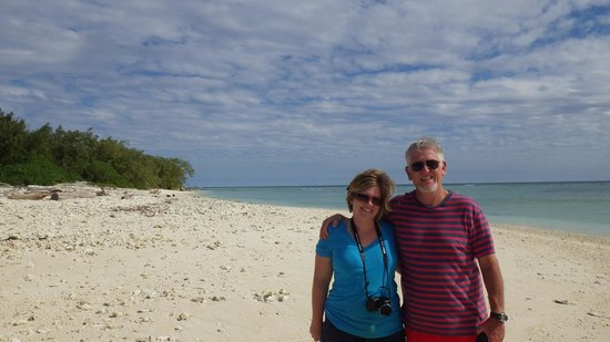 how to go to lady musgrave island