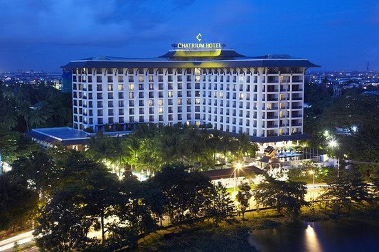 Photo of Chatrium Hotel Royal Lake Yangon Yangon (Rangoon)