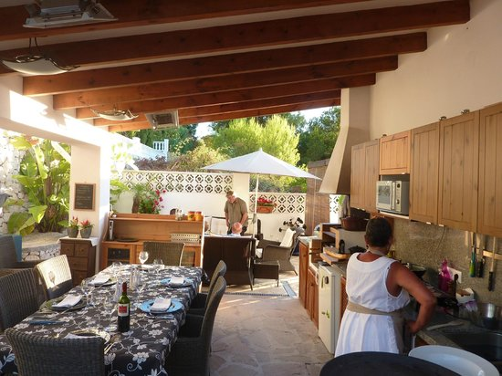 Moraira picture of benitachell costa blanca tripadvisor for Salle a manger but olivia