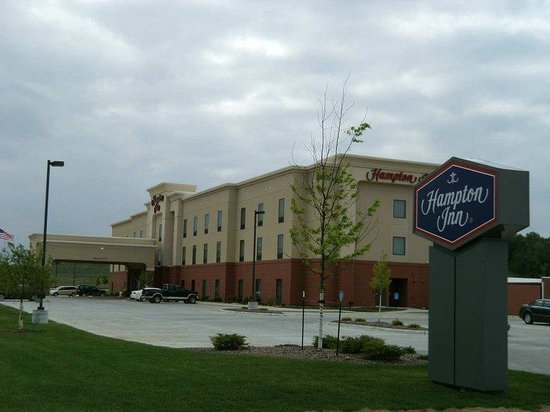 ‪Hampton Inn Clinton‬