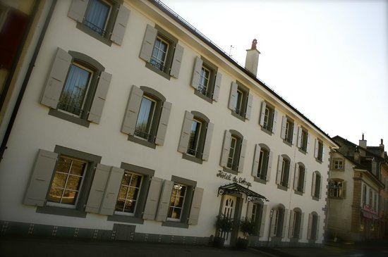 Photo of Hotel de l'Ange Nyon