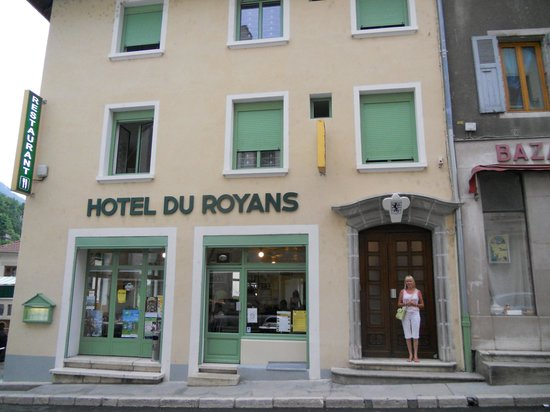 Photo of Hotel du Royans Pont-en-Royan