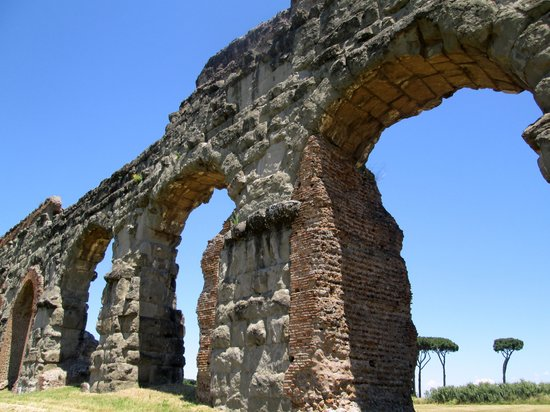 Ancient Appian Wayの写真
