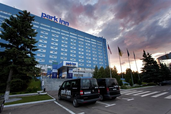 Park Inn by Radisson Sheremetyevo Airport