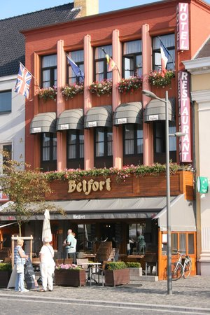 Photo of Belfort Hotel Poperinge