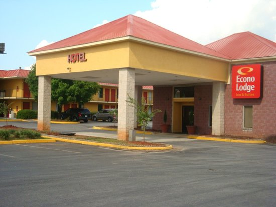 Photo of Econo Lodge Inn & Suites Carrollton