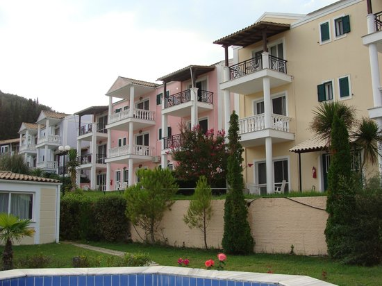 Photo of Rebecca's Village Apartments Karousades