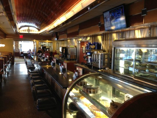 Dillsburg (PA) United States  City new picture : Dillsburg, PA: Baker's Diner counter
